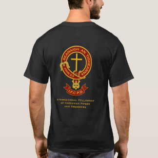 Kristna pipblåsare och handelsresandear - IFCPD T Shirt