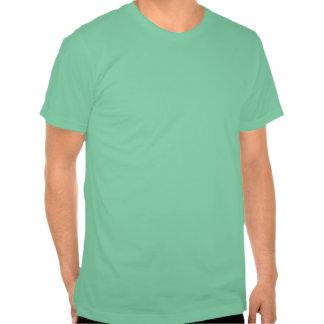 Kristna skaterblått t shirts