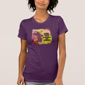 Kristna skjortor för kvinnor tshirts