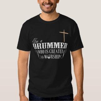 Kristna T-tröja - I-förmiddag en handelsresande T-shirt