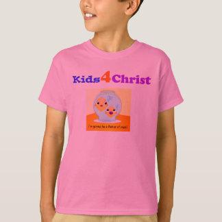 Kristna ungar t-shirts