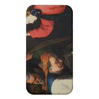 Kristus bland doktorerna, c.1630 iPhone 4 hud