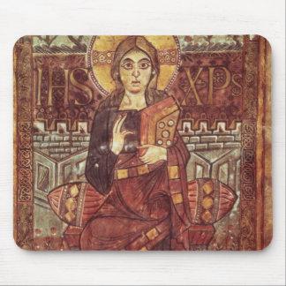Kristus fol.3 för NAL 1203 i majestät, från Godesc Musmatta