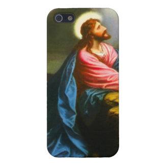 Kristus i trädgård av Gethsemane iPhone 5 Cases