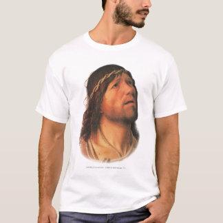 Kristus på kolonntshirten t shirt