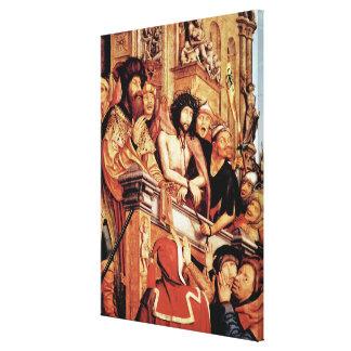 Kristus som framläggas till folket, c.1515 canvastryck