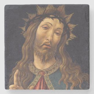 Kristus som krönas med taggar av Botticelli Stenunderlägg