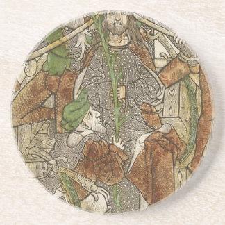 Kristus som krönas med taggar underlägg
