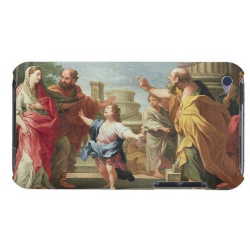 Kristus som T32126 predikar i tempelet iPod Touch Cover
