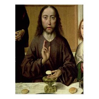 Kristus som välsignar 2 vykort