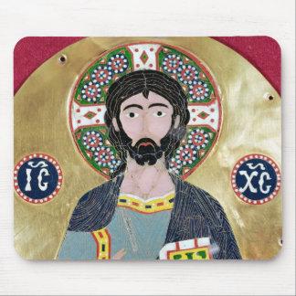 Kristusvälsignelse, 10th-11th århundrade musmatta