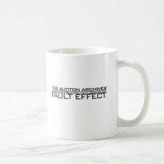 Kritisera den Effect™ - DreamLight™ logotypmuggen Kaffemugg