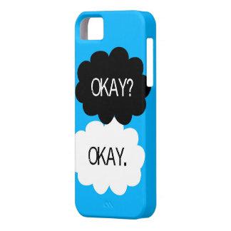 """Kritisera i vårt oka"""" mobila fodral för stjärnor """" iPhone 5 hud"""