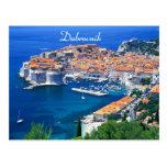 Kroatien - Dubrovnik Vykort