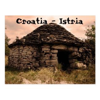 Kroatien - Istria Vykort