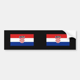 Kroatien Kroatien Bildekal