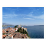 Kroatien-, Rab ö och town Vykort