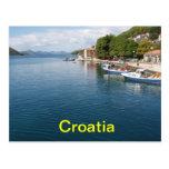 Kroatienvykort