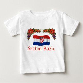 Kroatiska Sretan Bozic (god jul) Tröja