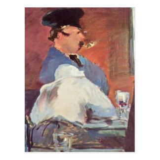 Krog - Edouard Manet Vykort
