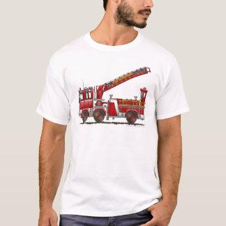Kroken och stegen avfyrar lastbilen t shirts