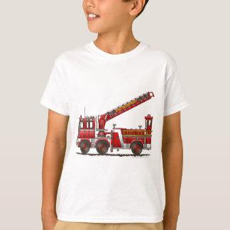 Kroken och stegen avfyrar lastbilen tshirts