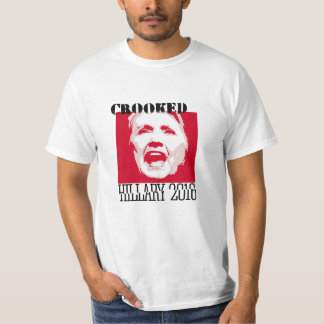 KROKIG HILLIARY - - - Anti-Hillary - Tshirts