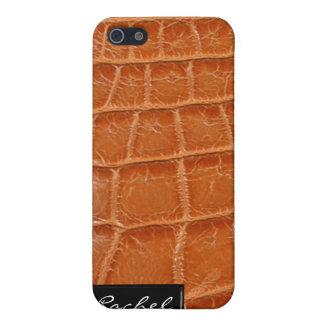 Krokodilen flår iPhone4 iPhone 5 Cover