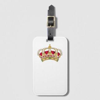 Krona Bagagebricka