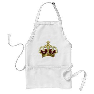 Krona Förkläde