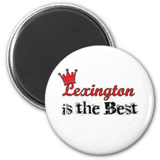 Krona Lexington Magnet