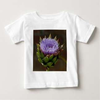 Kronärtskocka Cynara Cardunculus, i flower. T Shirts