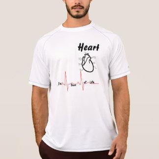 Kroppsdelar -- Människahjärta T Shirt