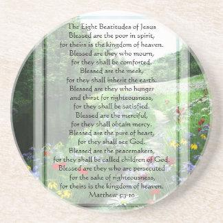 KRW de åtta beatitudesna av den Jesus kustfartyget Underlägg