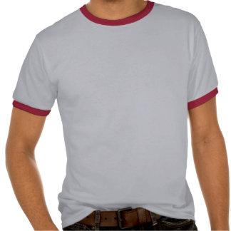 KRW röda Wigglers Cadillacen av maskar T Shirt