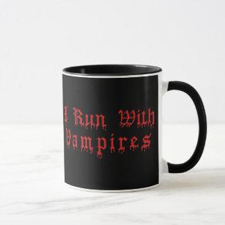 KRW som jag kör med genomblött blod för vampyrer