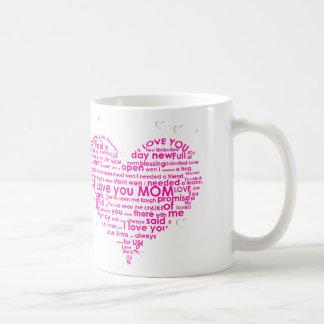 Kryddar den speciella muggen för mors dag alla för kaffemugg