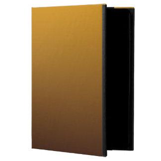 Kryddig guldbrunt Ombre Powis iPad Air 2 Skal