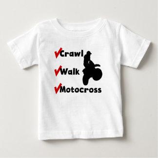 Krypandet går Motocross T-shirts