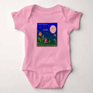Krypögon & vingar och Sweatdreams spädbarnranka T-shirts