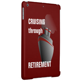 Kryssa omkring till och med röd pensionmörk -