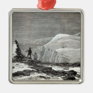 Kryssningen av Pandoraen Julgransprydnad Metall