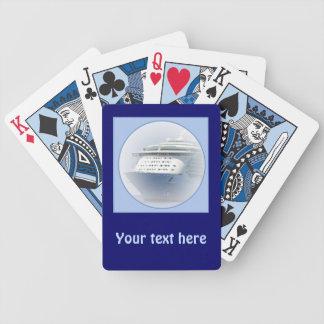 KryssningfraktCameo Spelkort