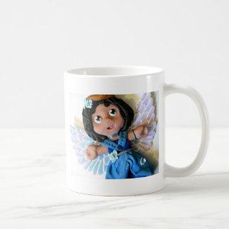 Krystal ängel II Kaffemugg