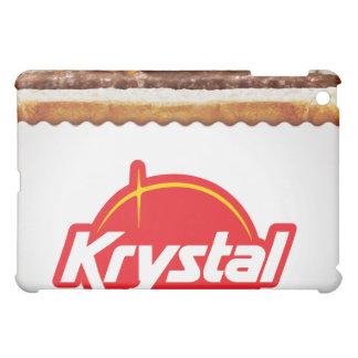 Krystal boxas iPad mini fodral