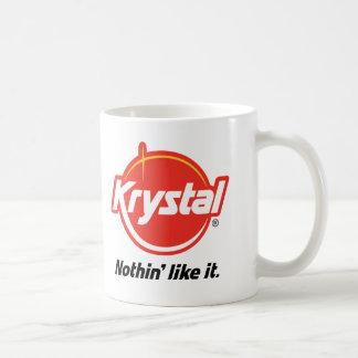 Krystal Nothin något liknande det Kaffemugg