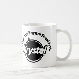 Krystal Nothin något liknandefrukost Kaffemugg