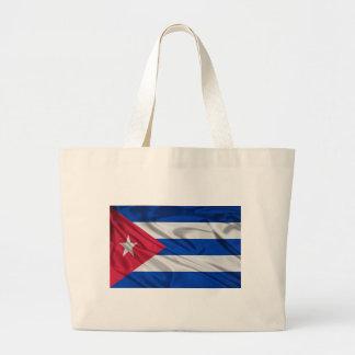 Kubansk flagga jumbo tygkasse