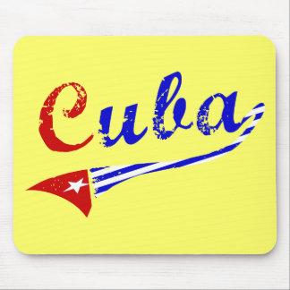 Kubansk flagga musmatta