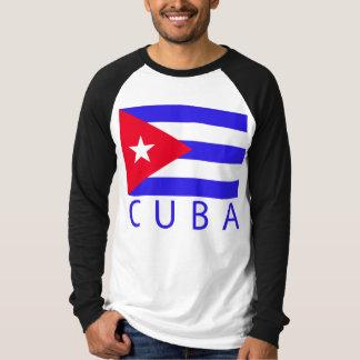 Kubansk flagga tshirts